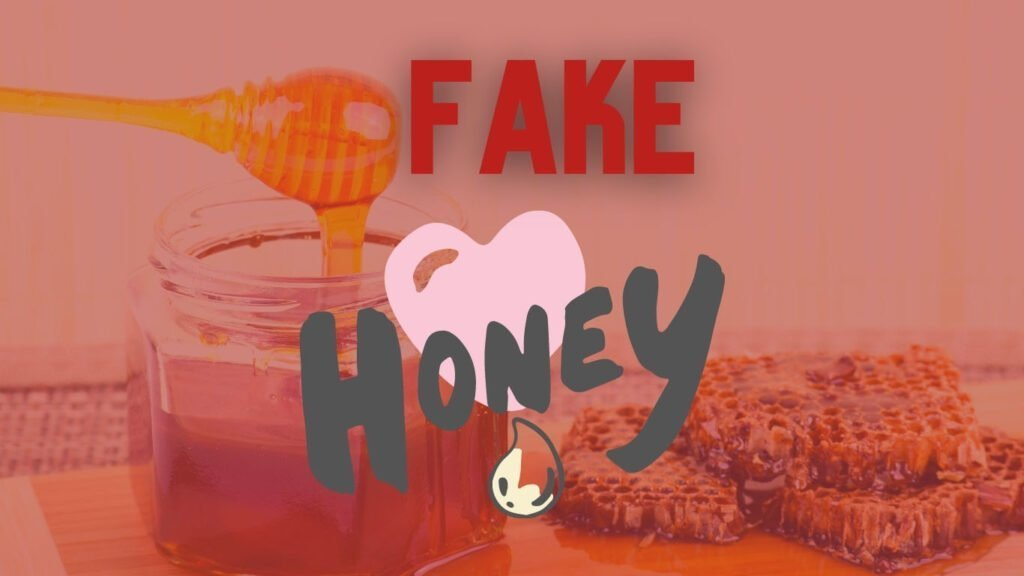 How to make fake honey and how to identify it